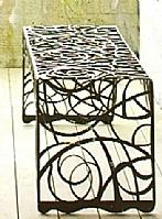 Mobilier EHPAD - Banc metal-00766-banc-decastelli.jpg