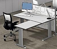 Mobilier EHPAD - Bureau avec retour-métal MEGA 180 x 120-BUREAU-BUREAU-Bureau-avec-retour-metal-MEGA-180-x-120_1_20140925112110.JPG