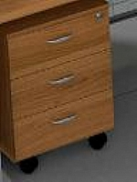 Mobilier EHPAD - Caisson mobile 3 tiroirs-Z8692.JPG