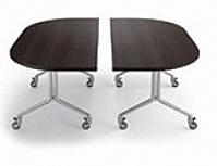 Mobilier EHPAD - Table de réunion Pliante demi-lune Ø160-TABLE-REUNION-Table-de-reunion-Pliante-demi-lune-diam-160_1_20130625165356.JPG