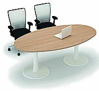 Mobilier EHPAD - Table de réunion Plateau Ovale 240x110x80cm-Table-Reunion-plateau-Ovale-L200xP80_2.jpg