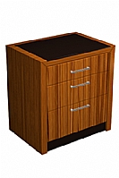Mobilier EHPAD - Commode NOBLE BI TON 3 tiroirs-Commode-3-tiroirs-NOBLE-CLAIR.jpg