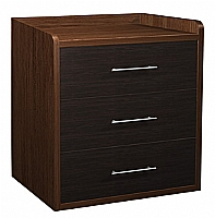 Mobilier EHPAD - Commode 3 Tiroirs VALENTINE arrondie-Commode-VALENTINE-bi-teinte-3-Tiroirs-H80xL90xP50_1.jpg