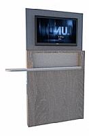Mobilier EHPAD - MEUBLE TV avec incrustation tissu-Meuble_TV_clinipsy.jpg