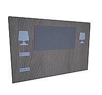 Mobilier EHPAD - Tête de lit avec incrustation tissu et découpe app-CHAMBRE-DOSSERET-Tete-de-lit-avec-incrustation-tissu-et-decoupe-app_1_20170209114036.JPG