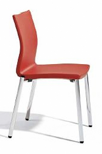 Mobilier EHPAD - assise / chaise et bridge - Chaise LINDA 4 pieds