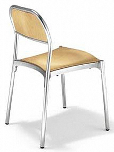 Mobilier EHPAD - assise / chaise et bridge - Chaise OREANE bois