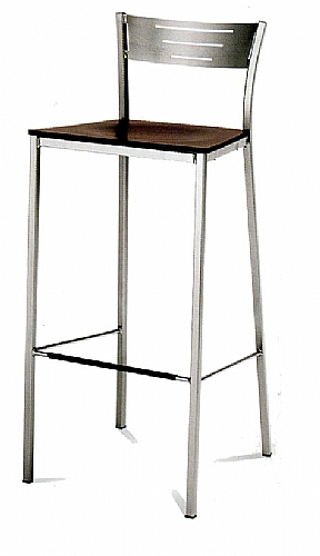 Mobilier EHPAD - assise / tabouret - Tabouret Haut MILY bois