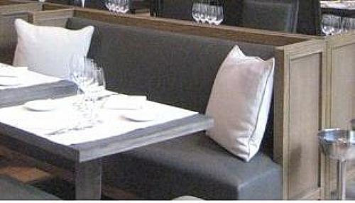 canap banquette bois diy la banquette en palettes with