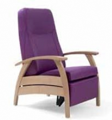 Mobilier EHPAD - assise / fauteuil, canapé, pouf, cabrio - FAUTEUIL Relax