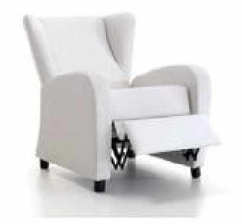 Mobilier EHPAD - assise / fauteuil, canapé, pouf, cabrio - Fauteuil AURIAN repos inclinable