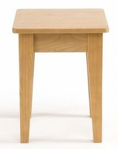 Tabouret pin massif - assise | tabouret (ref:_Z7106) - Mobiliers ...