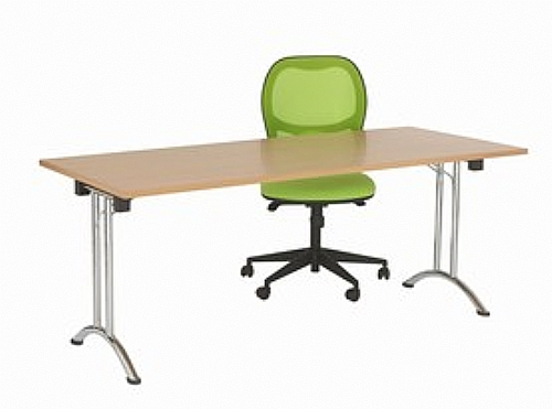 Mobilier EHPAD - bureau / Table de réunion - Table pliante 180 cm