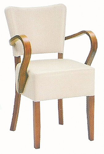 Mobilier EHPAD - assise / chaise et bridge - Poutre 3 places