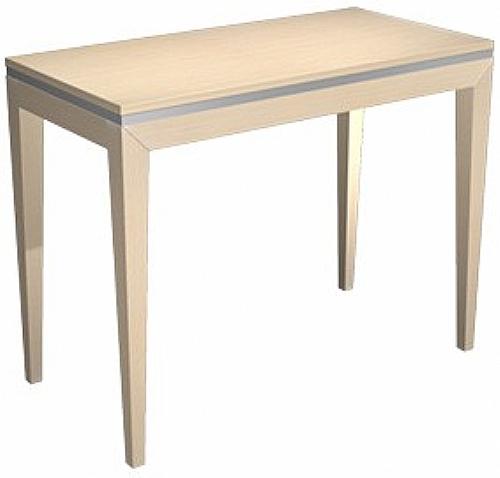 bureau horizon sans tiroir mobilier de chambre bureau ref z9588 mobiliers ephad et. Black Bedroom Furniture Sets. Home Design Ideas