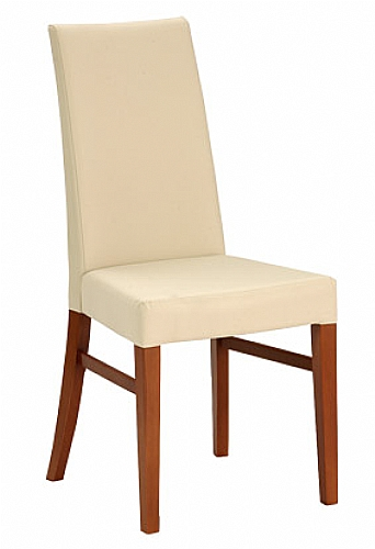 Mobilier EHPAD - assise / chaise et bridge - Chaise ANGIE-bois