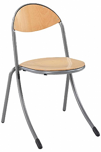 Mobilier EHPAD - assise / chaise et bridge - Chaise AUDREY  AST Appui sur Table