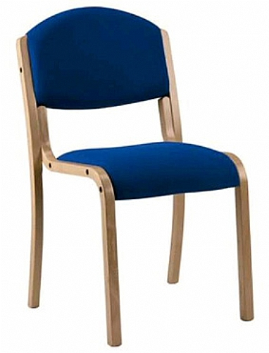 Mobilier EHPAD - assise / chaise et bridge - Chaise LINE-bois-emp