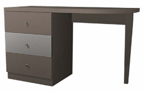 Mobilier EHPAD - mobilier de chambre / commode bureau - Commode-bureau gauche CREATION MODULO