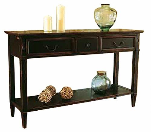 console directoire 1tiroir bois meuble d 39 appoint console et dos canap ref dir cons1. Black Bedroom Furniture Sets. Home Design Ideas
