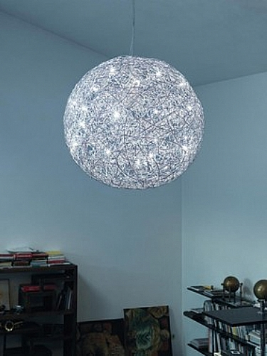 suspension fil de fer 60 cm d coration luminaire ref z8509 mobiliers ephad et maison de. Black Bedroom Furniture Sets. Home Design Ideas