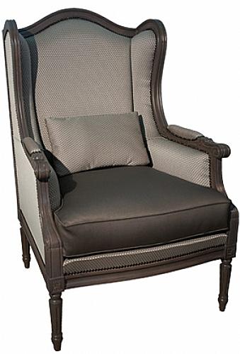 fauteuil enzo bois clout assise fauteuil canap pouf cabrio ref enzo f c mobiliers. Black Bedroom Furniture Sets. Home Design Ideas