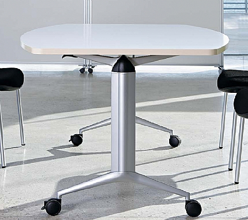 Mobilier EHPAD - bureau / Table de réunion - Table Ovale L200