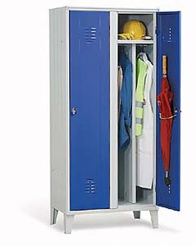 Vestiaire 1x2 profondeur 40 cm meuble d 39 appoint - Meuble 40 cm profondeur ...