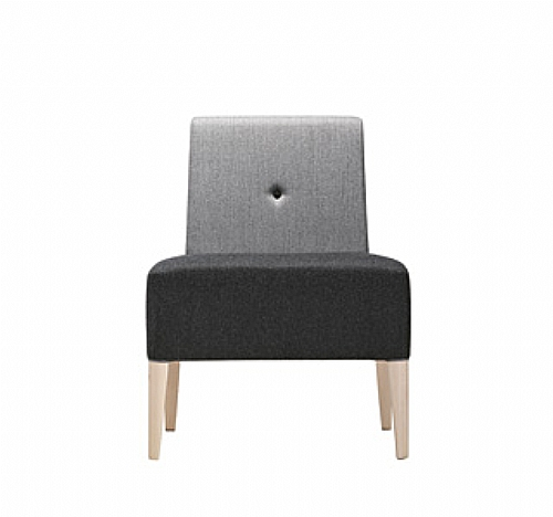 Mobilier EHPAD - assise / fauteuil, canapé, pouf, cabrio - Fauteuil PEDRO Capiton  modulable