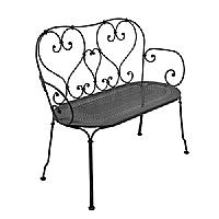 Exterieur fauteuil canap banc et pouf mobilier et meubles pour maison de retraite dbyp - Banc metallique exterieur ...